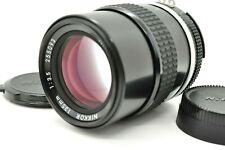 """"""" Near Mint """" Nikon AI Nikkor 135mm f/3.5 MF Prime Telephoto Lens Japan #TN-2"""