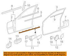 Fits Mercedes Benz C 01-07 Piano Black Door Pillar Post B-Pillar Glossy Kolov Pa