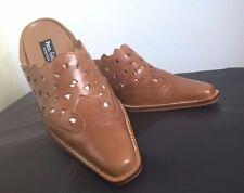 Paul Green *NEU* Business Schuhe Leder Cognac Gr. 38
