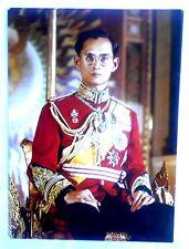 Bild picture König King Bhumibol Adulyadej RAMA IX Thailand 26x19 cm  (5