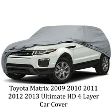 Toyota Matrix 2009 2010 2011 2012 2013 Ultimate HD 4 Layer Car Cover