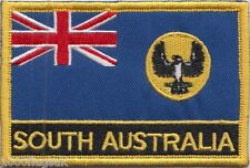 South Australia State Flag Embroidered Patch Badge - Sew or Iron on