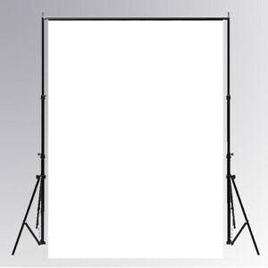 3*5ft 4*4ft 5*7ft White Screen Photography Background Home Backdrop Cloth