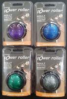 Kernpower Masaje Poder Rodillo Accesorios Sports Fitness Negro Verde Azul Nuevo
