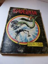 bandes dessinées insolites, spiderman , un singulier duo  , N°30 (car15)