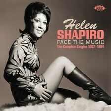 HELEN SHAPIRO - FACE THE MUSIC: THE COMPLETE SINGLES 1967-1984 NEW CD
