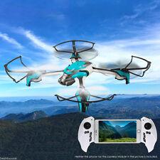 KAIDENG PANTONMA K80W Quadcopter 2.4G 4CH 6Axis Gyro One Key Return Drone GREEN
