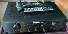 Marantz PM6006 UK Edition Integrated Amplifier Black PM6006UKSE/T1B Excellent