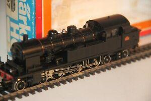 Märklin 3107  locomotive vapeur SNCF type 232 T  CA analogique 3 rails