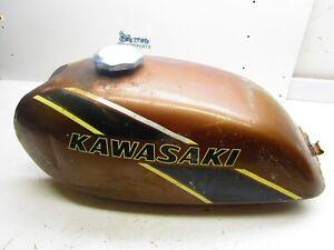 1974 KAWASAKI F7175 F7-C 175 GAS FUEL PETROL TANK