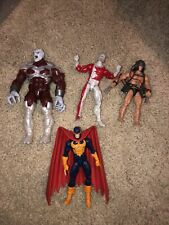 Marvel Legends BAF X-MEN COMPLETE CALIBAN  And Lot With Weapon X and Others