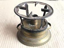 Vintage Rechaud Pigeon Brass Pressure Stove - Spirit Paraffin Camping Cooker
