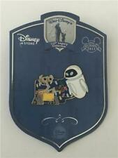 2011 DISNEYSTORE.COM 110th LEGACY COLLECTION WALL-E & EVE LE 250 PIN 86152 HTF