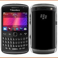 Blackberry Curve 9360-Noir (Débloqué) Smartphone Téléphone Portable