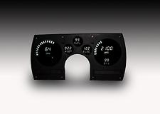 ¡Tablero digital de la rociada 82-90 de Camaro en los LED blancos brillantes!