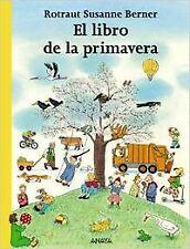 El libro de la primavera. NUEVO. Envío URGENTE (IMOSVER)