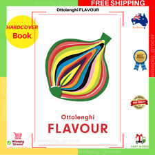 Ottolenghi FLAVOUR by Yotam Ottolenghi   HARDCOVER BOOK    FREE SHIPPING   NEW
