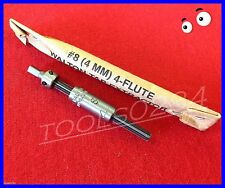 New Walton 10084 #8 (4mm) Tap Extractor 4 Flute Free Shipping  USA MADE