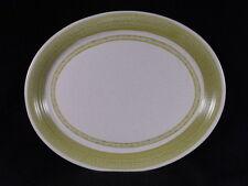 "Vintage Franciscan Hacienda Green USA Platter -13-3/4""x 11-1/4"", EUC , Near Mint"