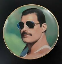 "Danbury Mint Freddie Mercury Collection 8"" Collector Plate - Mr Bad Guy"