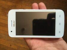 New listing Brand new Blu Dash L Unlocked Gsm T-Mobile 2 Cameras 2 Sims original accessories