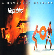 NEW ORDER REPUBLIC CD Album MINT/EX/MINT *