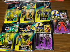 Batman Forever Legends of Batman Lot of Seven 7 Action Figures NEW