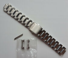 Genuine Replacement Watch Band 20mm Stainless Steel Bracelet Casio BEM-506BD-7A