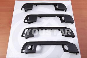 USA STOCK FULL SET Exterior Door Handle Covers for BMW 3 5 7 Series E36 E34 E32