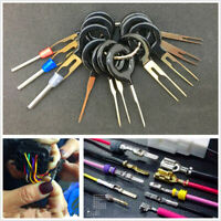 26in1 Car Terminal Removal Tool Wire Plug Connector Extractor Puller Release Pin