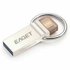chiavetta USB EAGET V90 32 GB 3.0 Cellulari Tablet PC CON PORTA MICRO Dual OTG