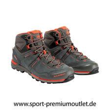 Bergschuh MAMMUT Alnasca Pro Mid GTX Men grau Hikingschuh Trekkingschuh