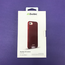 Evutec Karbon Si Series Lorica iPhone 7 Case - Red #2998