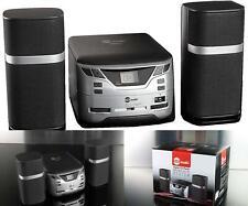 Bookshelf Stereo Receiver Micro Compact System Home Am Fm Cd Pl 00006000 ayer Shelf New!
