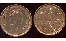 CANADA 1 cent  1998  ( bis )