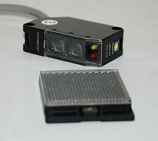 Enforcer E-931S Series Retro-Reflective Photoelectric Beam Sensor