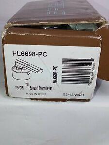 Brizo Levoir Sensori Thermostatic Valve Trim Single Lever Handle Kit Chrome