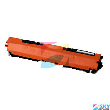 Black Toner Cartridge Compatible for HP 126A CE310A for LaserJet 100MFP