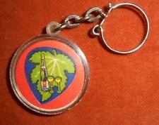 Porte-clés key ring 19° Foire des VINS d'ALSACE - COLMAR - 1966