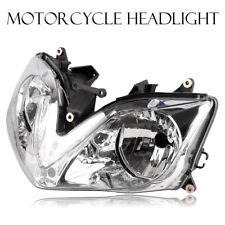 Motorcycle Front Headlights Headlamp Assembly For Honda CBR600F4i 01 02 03 04-07
