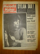 MELODY MAKER 1974 APR 27 SPARKS RUSSELL MAEL WHO DYLAN