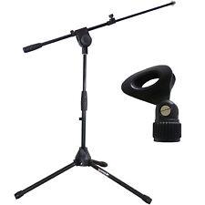 Tamburi Microfono Treppiede Pro metà altamente + microfono parentesi