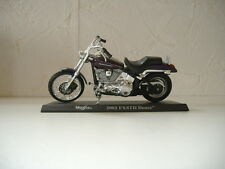 moto MAISTO 1/18 HARLEY DAVIDSON FXSTD DEUCE -2002