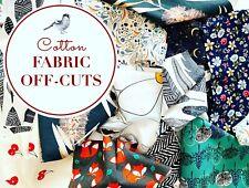 FABRIC OFF CUTS, 300g, Fabric Bundle, Assorted Prints, Cheap Fabric Scraps,charm