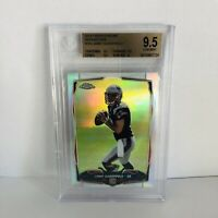 JIMMY GAROPPOLO 2014 TOPPS CHROME #150 REFRACTOR ROOKIE RC BGS 9.5 (10 10 9.5 9)