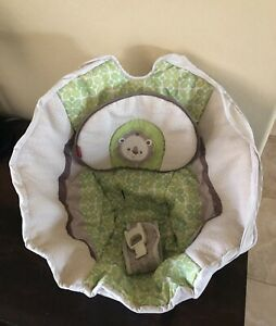 Fisher Price Rainforest Friends Swing Seat Cover Replacement Part Or Snugamonkey