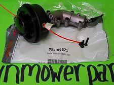 Troy Bilt Trimmer Gearbox & Head Assembly 753-06571 TB32EC TB80EC 753-06140