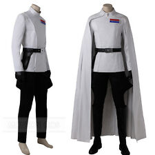 Rogue One: A Wars Story Director Orson Krennic Cosplay Costume All Size