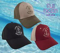 New Salt Life Anchored Stretch Fit Mens Cap Hat