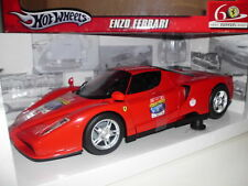 1:18 FERRARI ENZO 60th ANNIVERSARY HOT WHEELS Modell Rot Red Rosso Pininfarina